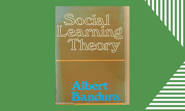 Social learning theory book cover