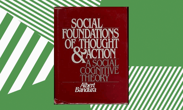 Social foundations of thought and action book cover