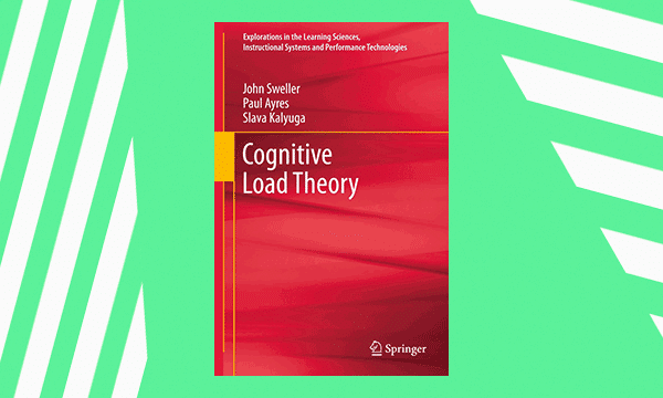 Cognitive Load Theory (2011) book cover