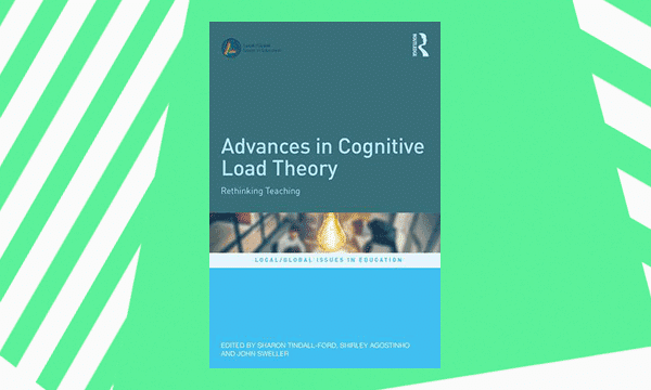 Advances in Cognitive Load Theory book cover